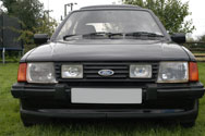 Ford Escort XR3 Hire